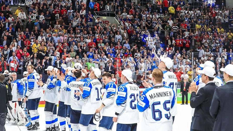 Suomi Venäjä Jääkiekko 2021